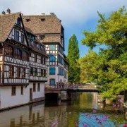 Strasbourg : La Petite France by Philippe de Rexel