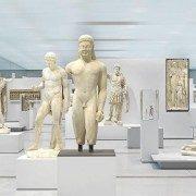 Musée du Louvre-Lens : La Grande Galerie