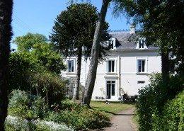 Villa Saint Raphael, maison d'hôtes de charme Saint Malo (Bretagne)