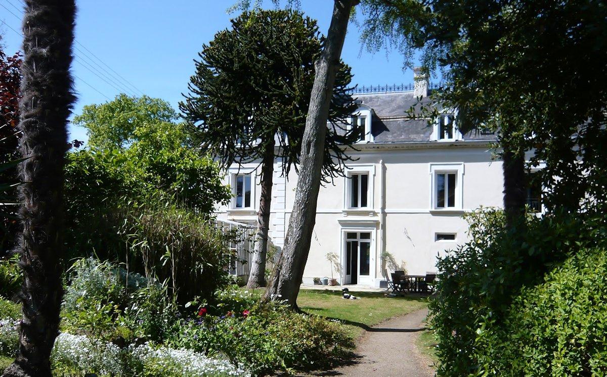Villa saint rapha l maison d 39 h tes de charme saint malo for Maison hote de charme