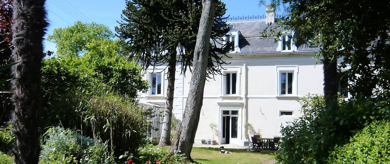Villa Saint Raphael, maison d'hôtes de charme Saint Malo