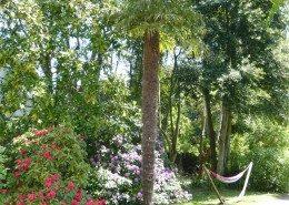 Villa Saint Raphael, maison d'hôtes Saint Malo : le parc