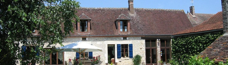 A la Métairie chambre d'hôtes de charme en Bourgogne