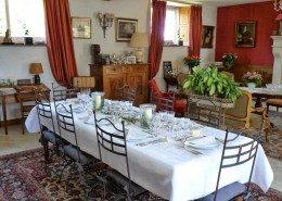 Maison d'hôtes Carpe Diem, Massangis : petit déjeuner