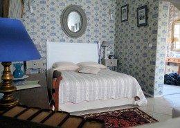Maison d'hôtes Carpe Diem, Massangis : chambre Romaine