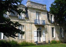 Le Castel De Camillac, chambres d'hotes Bourg en Gironde (Aquitaine)