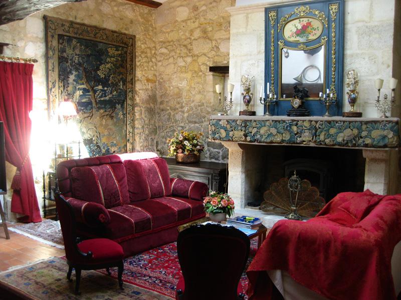 Castel de camillac chambres d 39 h tes bourg en gironde - Don de meubles en gironde ...