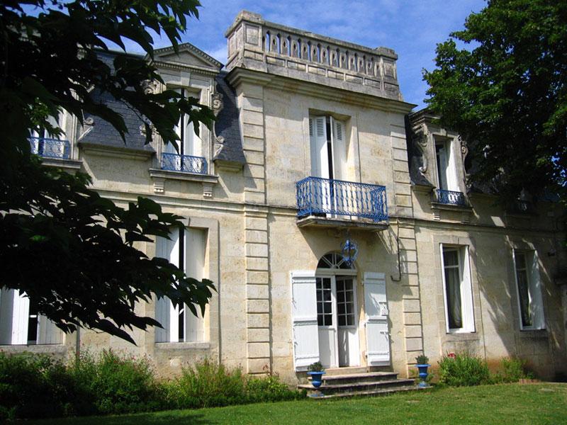 Castel de camillac chambres d 39 h tes bourg en gironde for Chambre d hte gironde