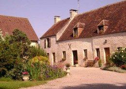 La Ferme de L'Isle Aux Oiseaux, Fontenai sur Orne (Normandie)