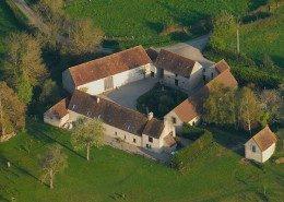 La Ferme de L'Isle Aux Oiseaux, chambres d'hôtes Fontenai sur Orne (Normandie)