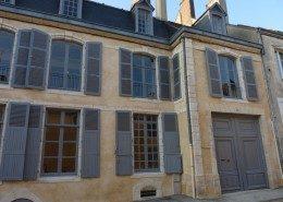 Hôtel De Suhard, chambres d'hôtes à Bellême (Normandie)