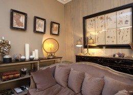 Hôtel De Suhard, Bellême : salon