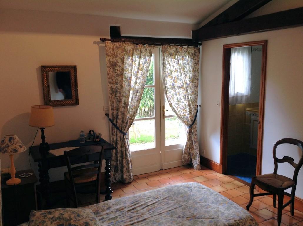 La maison rose chambres d 39 h tes origne aquitaine for Chambre d hotes aquitaine