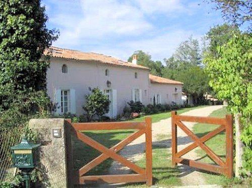 La Maison Rose, chambres d'hôtes à Origne (Aquitaine)