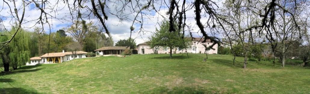 La Maison Rose, chambres d'hôtes à Origne (Gironde, Aquitaine)