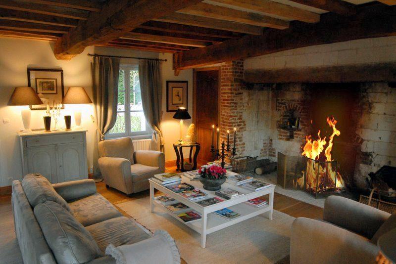 La prairi re chambres d 39 h tes wailly beaucamp pas de calais - Maison avec cheminee ...