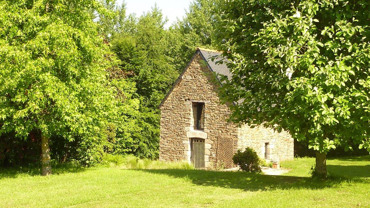 Le Petit Chatelier, Saint-Samson-sur-Rance (Bretagne) : extérieur