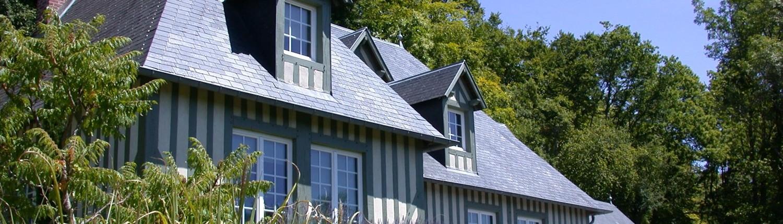 Les Terrasses de Jean, chambres d'hôtes de charme Pierrefitte en Auge (Normandie)