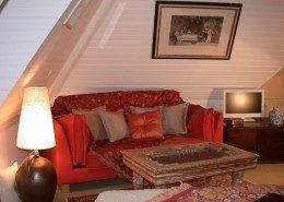 Les Terrasses de Jean, Pierrefitte en Auge : chambre