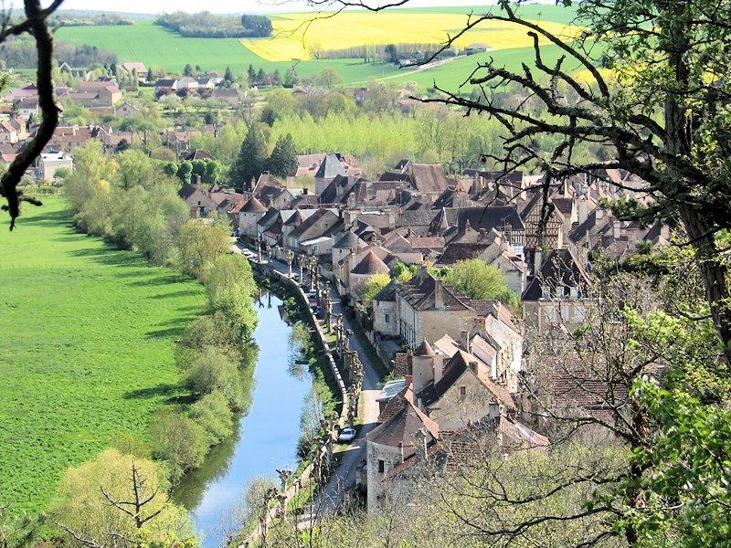 Noyers sur Serein, Bourgogne