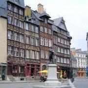 Rennes, centre historique