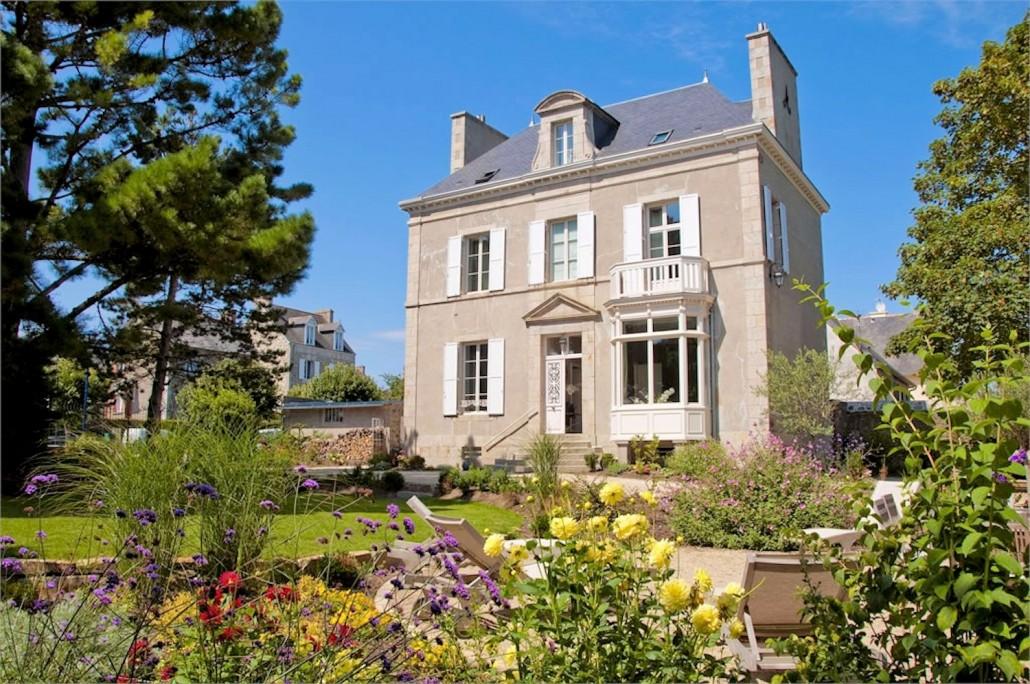 Villa Christilla, chambres d'hôtes de charme à Saint-Lunaire (Bretagne)