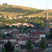 Aurillac, Cantal Auvergne-Rhône-Alpes (by B.navez)