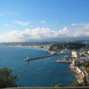 Le port de Nice, capitale de la Côte d'Azur by Moody Dreiza
