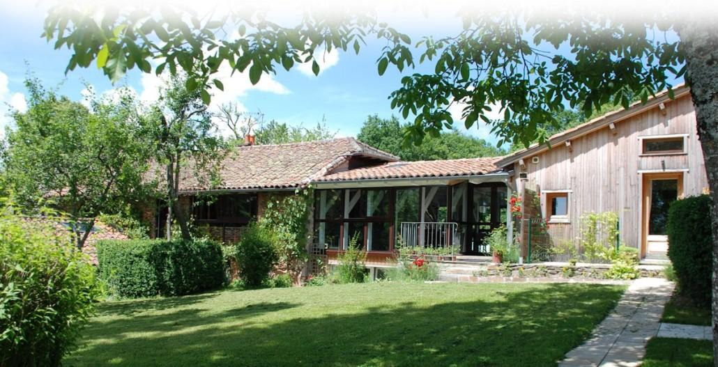 La Belle Epoque, chambres d'hôtes à Sansac de Marmiesse (Cantal)