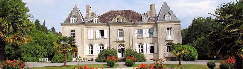 Chateau de Kerlarec, chambres d'hôtes à Arzano (Bretagne)