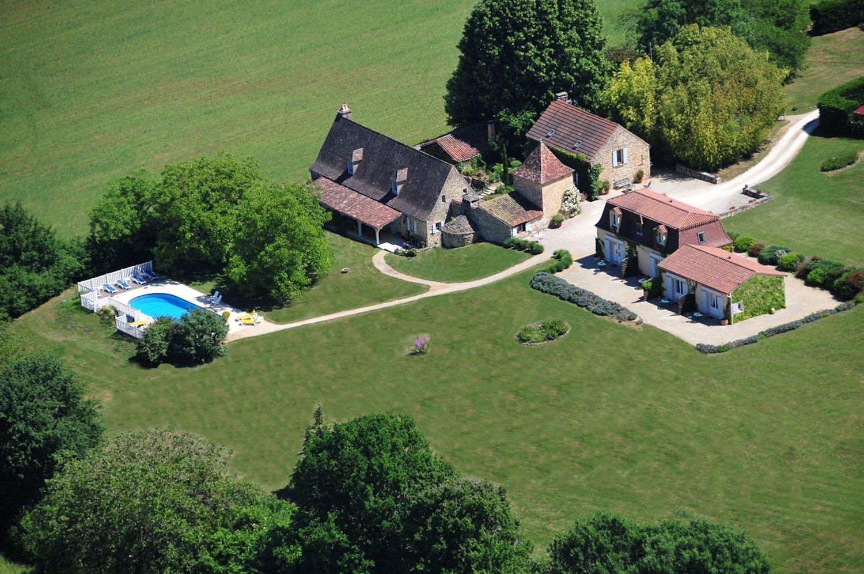 chambre d hote aquitaine Le Clos Lascazes, chambres du0027hôtes à Paleyrac (Dordogne)