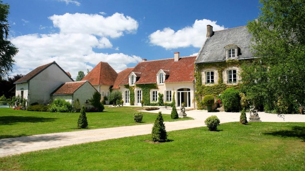 Domaine De La Blonnerie, chambres d'hôtes à Feings (Centre)