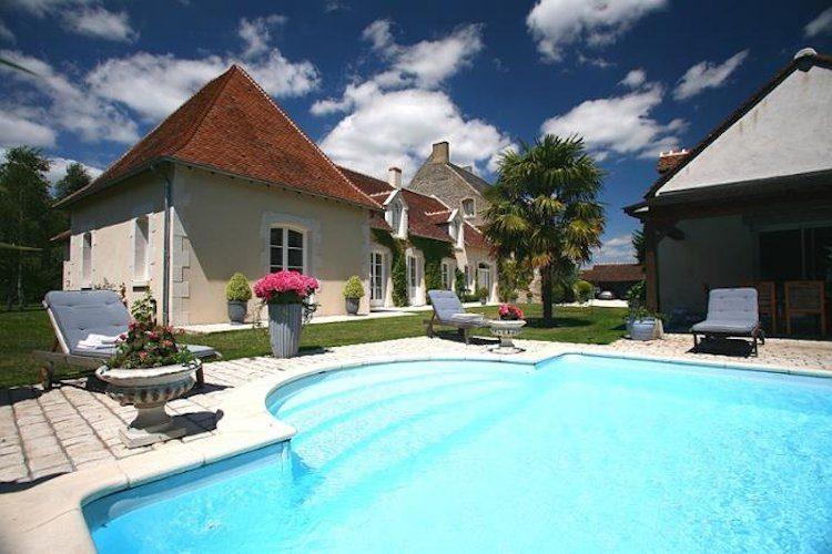 Domaine De La Blonnerie : piscine