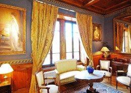 Domaine De Gaudon, Ceilloux : salon
