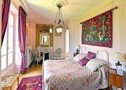 Domaine De Gaudon, Ceilloux : chambre la Licorne