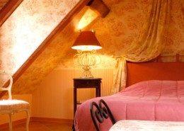 Domaine De Montizeau, Lailly En Val : chambre