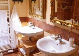Domaine De Montizeau, Lailly En Val : salle de bain