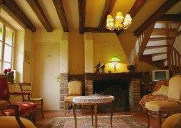 Domaine De Montizeau, Lailly En Val : intérieur