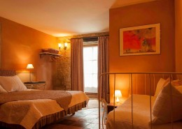 La Lysiane, Rouffilhac : chambre