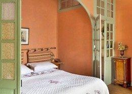 Maison Grandchamp, chambres d'hôtes à Treignac (Corrèze) : Chambre Joséphine