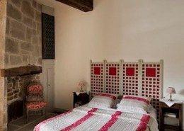 Maison Grandchamp, chambres d'hôtes à Treignac (Corrèze) : Chambre Ventadour