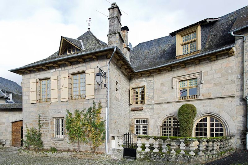 Maison Grandchamp, chambres d'hôtes Treignac