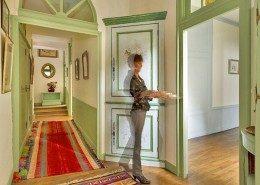 Chambres d'hôtes de charme à Treignac en Corrèze - Maison Grandchamp : intérieur