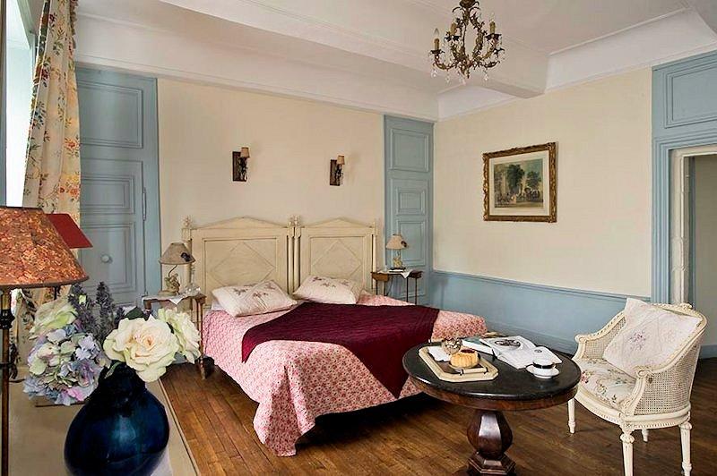 Maison Grandchamp, chambres d'hôtes à Treignac (Corrèze) : Chambre Pompadour