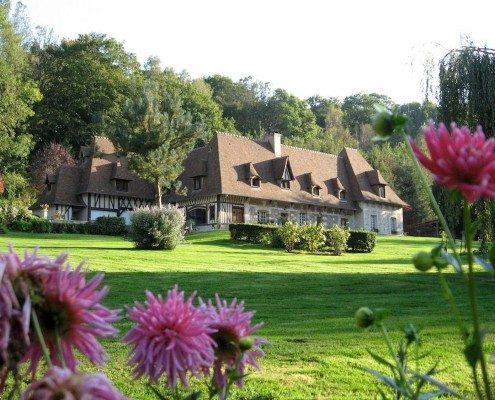 Prieuré des Fontaines, chambres d'hôtes Les Préaux (Normandie)