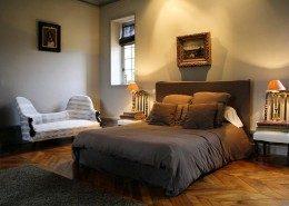 Saint Victor La Grand'Maison, Ingrandes : chambre