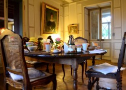 Saint Victor La Grand'Maison, Ingrandes : petit déjeuner