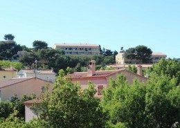 Studio d'hotes, Saint Mandrier sur Mer, Provence : vue