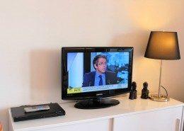 Studio d'hotes, Saint Mandrier sur Mer : TV