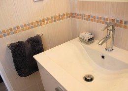 Studio d'hotes, Saint Mandrier sur Mer : salle de bain